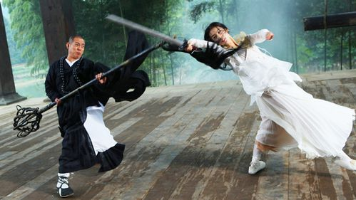 sorcerer and the white snake a l
