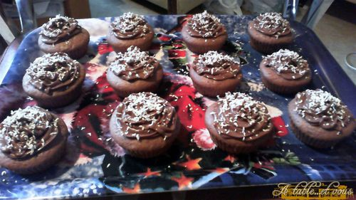 cupcakes cacao
