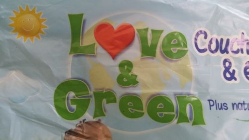 couche love and green taille 3