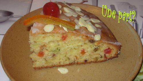 Gâteau Arlequin7