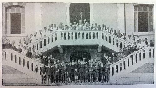 Photo souvenir inauguration 1924