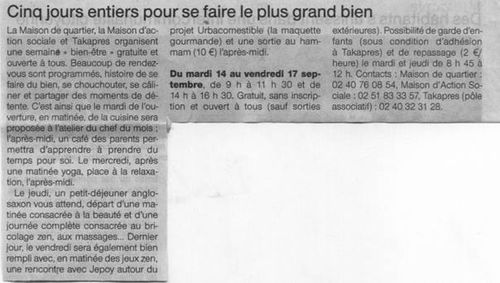 Ouest France 13-09-10