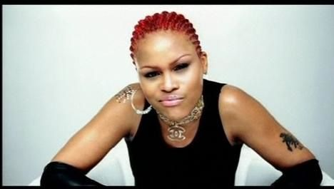 People: Eve reveals how she was saved by Janet Jackson