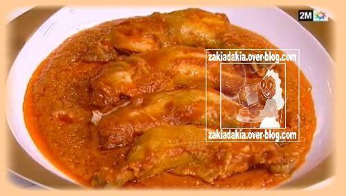 Choumicha 25 10 2010 Poulet Au Beurre De Cacahuete A L Asiatique
