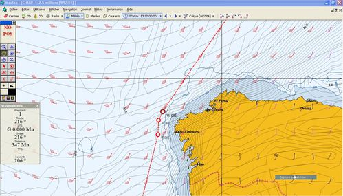 DST Cap Finisterre