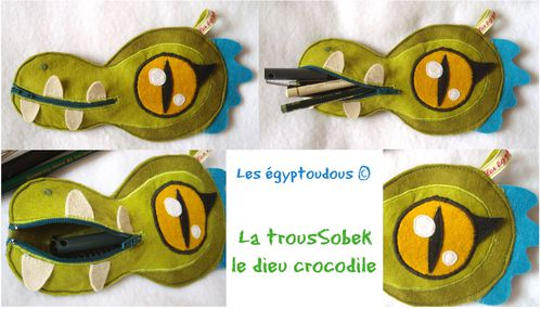 Trousse Sobek catalog