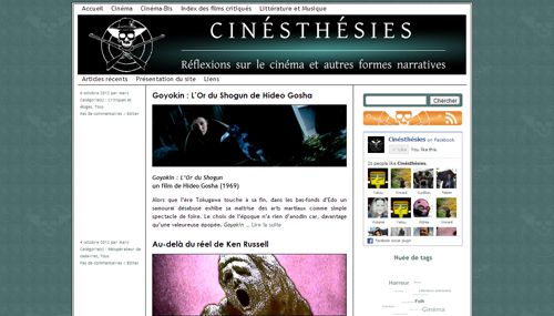 www.cinesthesies.fr