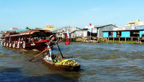 Vietnam- Mekong