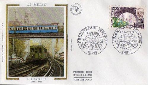 timbres 1° jour (2)