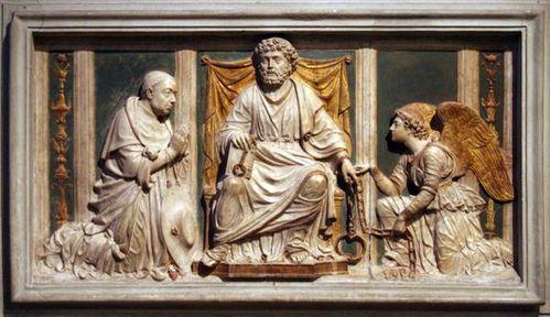 348h Rome, liens de saint Pierre