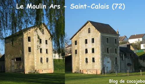 Le Moulin Ars Saint Calais mini Blog Cocojobo