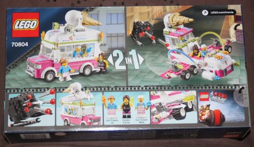 LEGO 70804 The Lego Movie Marchand Glace 02