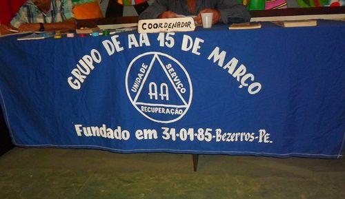BRESIL 435 bezerros PE grupo 15 de março