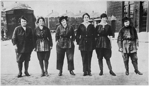muntionnettes canadiennes 1917