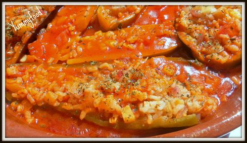légumes farcis à la libanaise 2