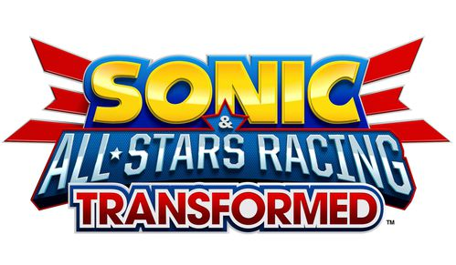 Sonic and All stars Racing Transformed Logo