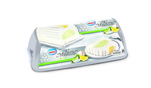 Nestlé Bûche - Meringuée Citron