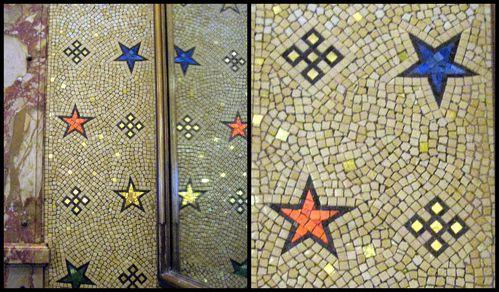 Mosaique Mollard St lazare