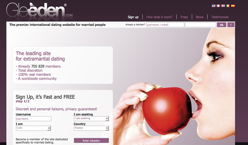 Gleeden Review An Extramarital Affair Site Made by Women