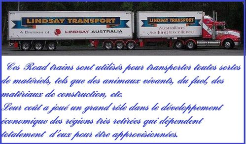 Australian road trains 2