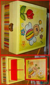 caixa abelha
