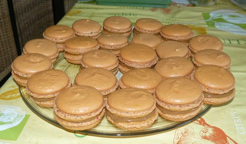 macarons speculoos 1