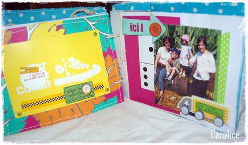 Mini album ma bulle familiale (16)
