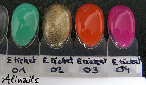 Essence, trend edition, ticket to paradise swatches