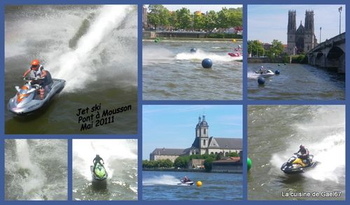 Jet ski - Pont a mousson