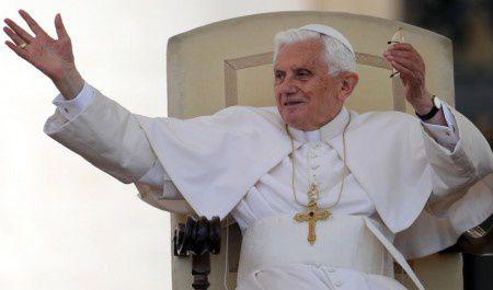 Pape Benoit XVI.