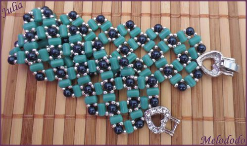 Bracelet Julia Bleu
