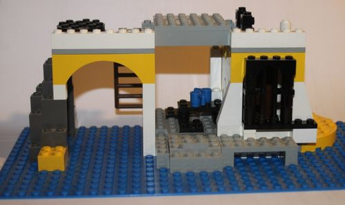 LEGO 6263 Pirates Imperial Outpost 08