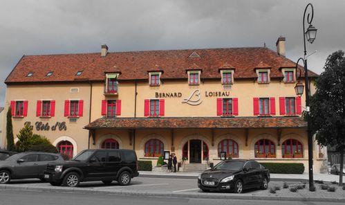 Restaurant Relais Bernard Loiseau