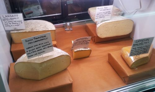 fleishers fromages