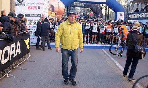 Maratona Internazionale di Reggio Emilia Città del Tricolore 2014 (19^ ed.). Il bilancio finale nell'intervista a Paolo Manelli