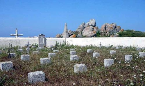 cimetière de la Sémillante