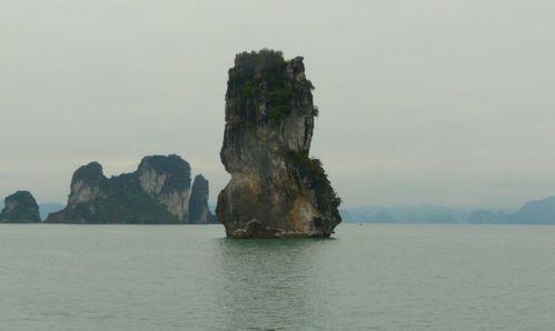Vietnam-Bahía de Halong