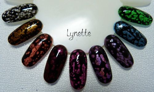 OPI SPOTTED 5
