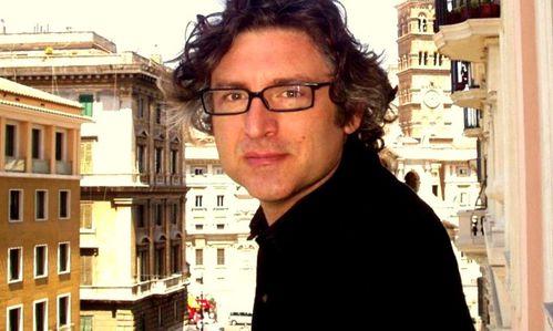 Michel Onfray au balcon