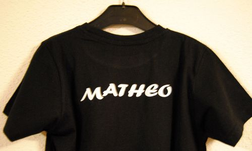 tee shirt gingka matheo