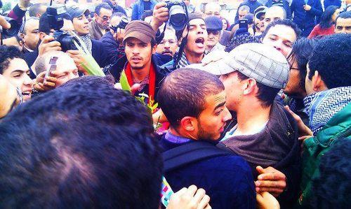 """Mouad dit """"Lha9ed"""" est libre !"""