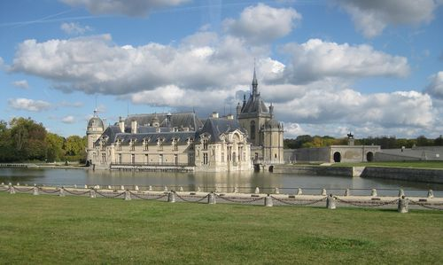 Chantilly chateau 5