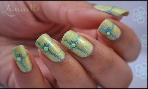 Nail-art 0644