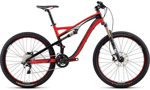 SPECIALIZED CAMBER FSR PRO