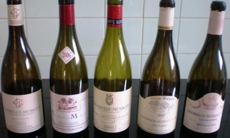 Les Chambolle-musigny