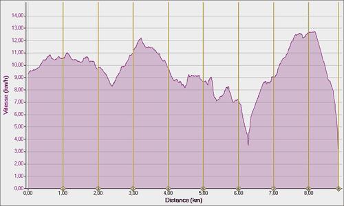 Les-coureurs-ont-du-coeur-20-11-2011--Vitesse---Distance.png