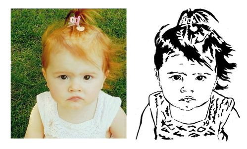 Niece Mary Picouet (comparatif)