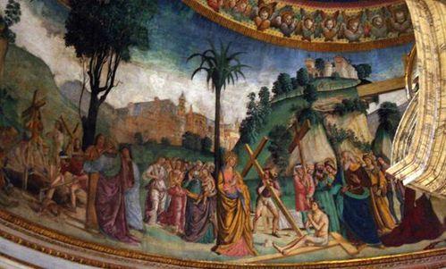 467g4 Rome, Santa Cruce in Gerusalemme
