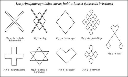 symboles runiques westhoek