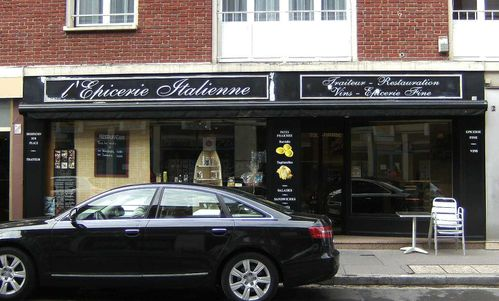 epicerie italienne amiens